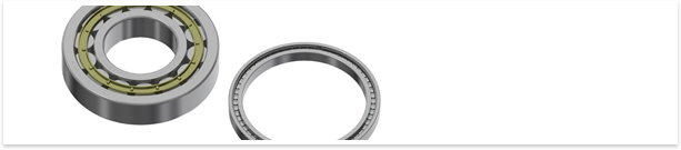 Cylindrical roller bearings supplied by VNC provide a larger contact area and are therefore able to support larger radial loads.