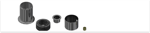 When you need plain bearings, also known as