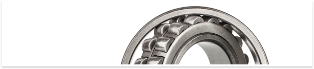 The VNC spherical roller bearing geometry enables these bearings to support very large radial loads and moderate thrust loads