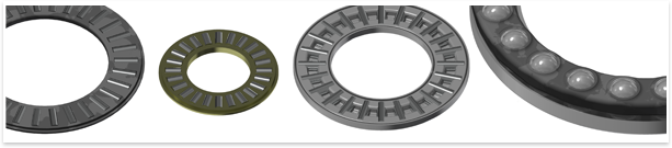 VNC engineers thrust bearings are bearings that have been specifically designed to support large axial loads.