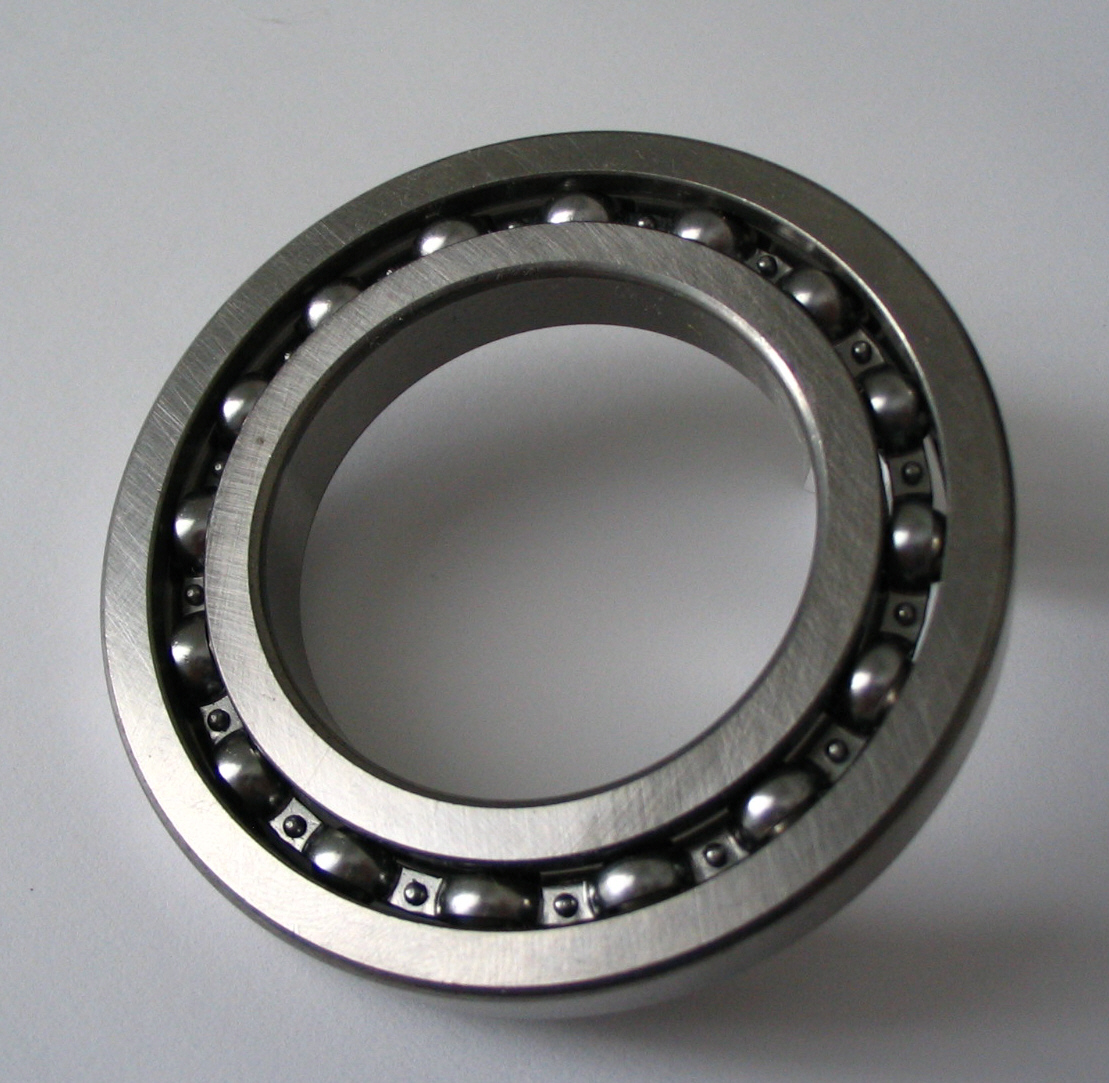 Ball bearings are commonly used in small wheels and hard drives, as well as other everyday applications, but are prone to deformation when under too much pressure.