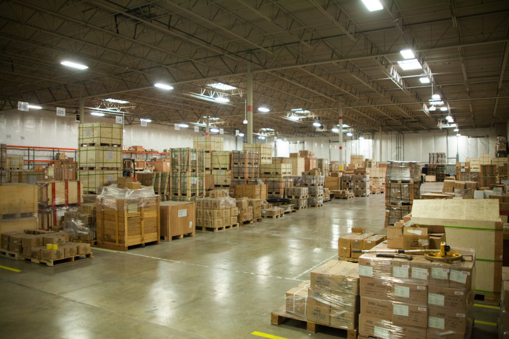 vnc's new warehouse