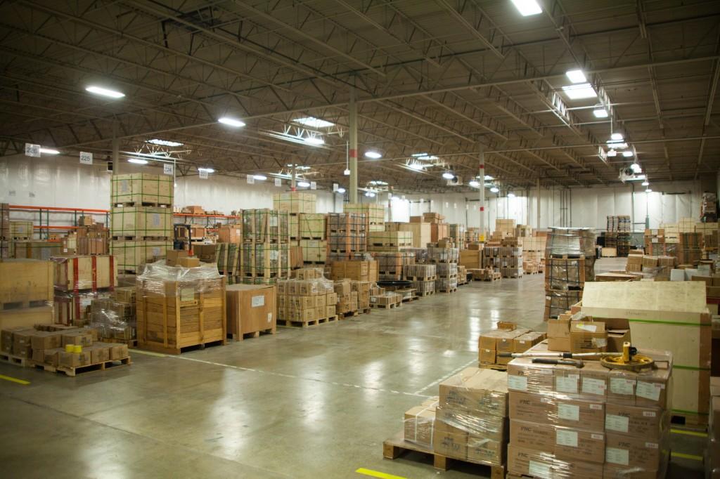 vnc's new warehouse
